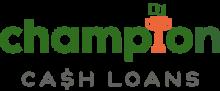 champion cash loans logo